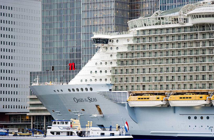 بالصور سفينة تايتنك الجديدة     ,   بالصور  حلم تايتنك الحديثه تعود للابحار قريبا