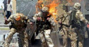 صور المقاومه العراقيه , العراق تدافع عن نفسها