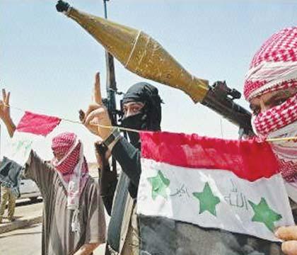 بالصور صور المقاومه العراقيه   , العراق تدافع عن نفسها 1488 9