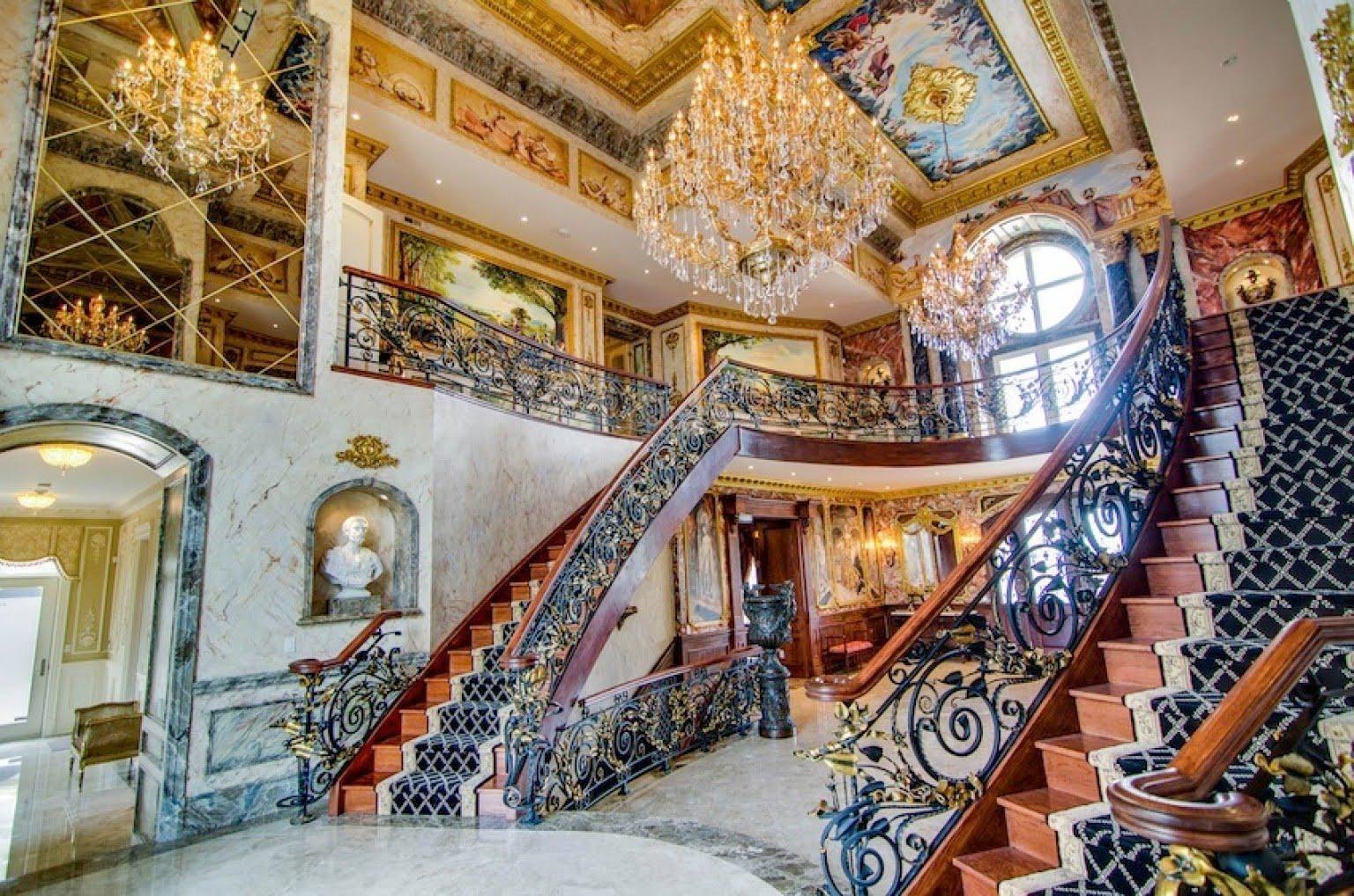 بالصور اغلى 10 منازل في العالم     ,    صور بيوت  بملايين 1496 6