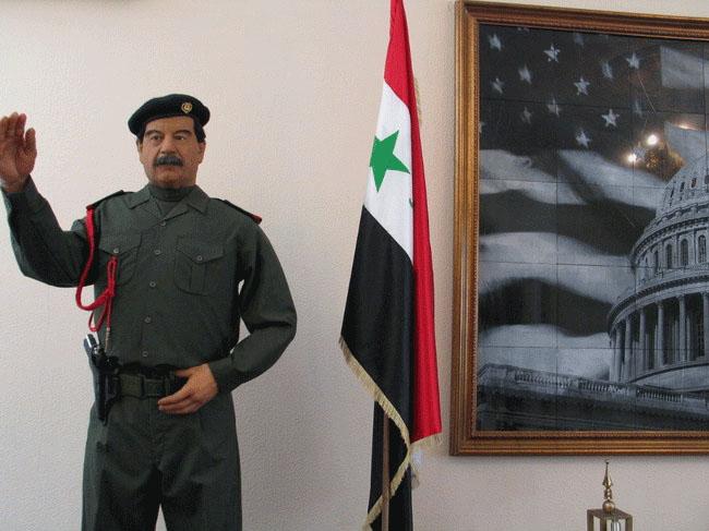 صوره متحف المشاهير في لبنان       ,    تماثيل للمشاهير روعه ببيروت