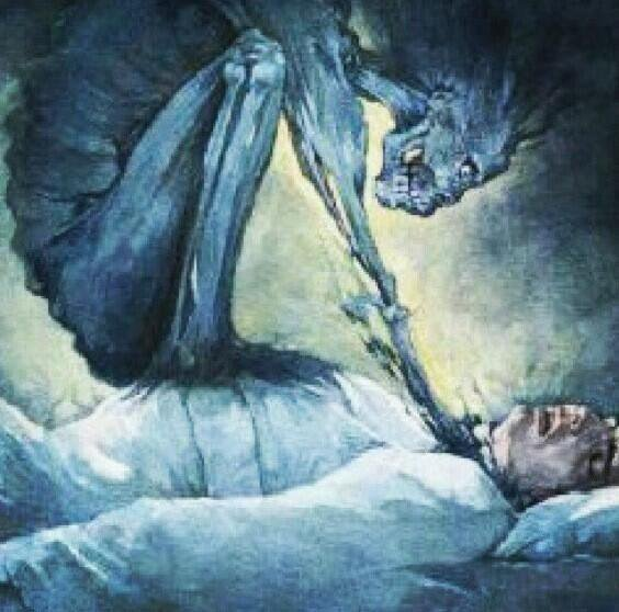صورة صور حلم مزعج , مرعب ومخيف