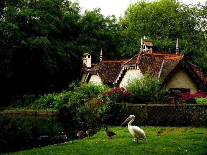 بالصور الريف في فرنسا , سحر طبيعي خلاب 2003 1