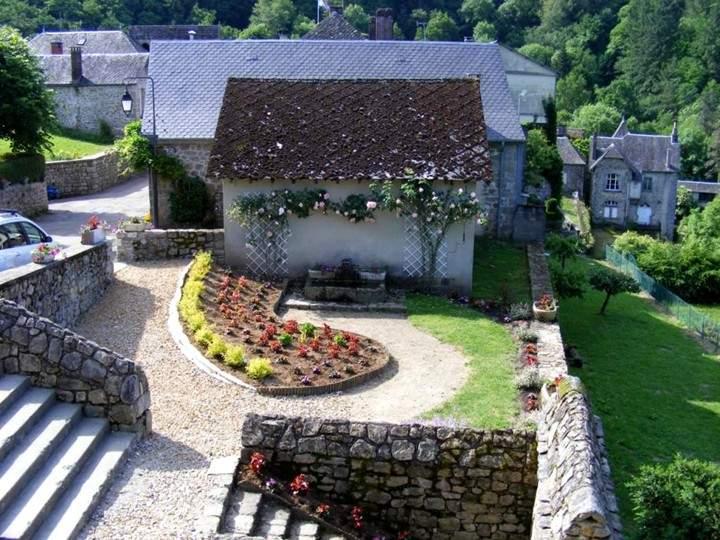 صورة الريف في فرنسا , سحر طبيعي خلاب
