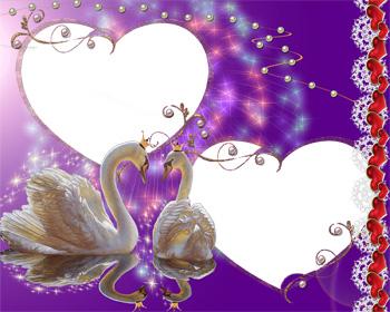 صورة صور قلوب للكتابة عليها , تعبير بالرمز والكلمة