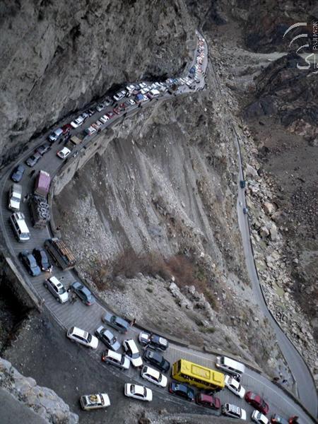 بالصور من اخطر الطرق في العالم , غريبة ومرعبة 2069 3