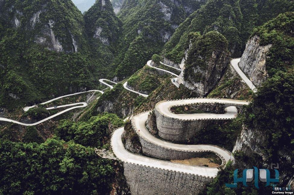 بالصور من اخطر الطرق في العالم , غريبة ومرعبة 2069 5