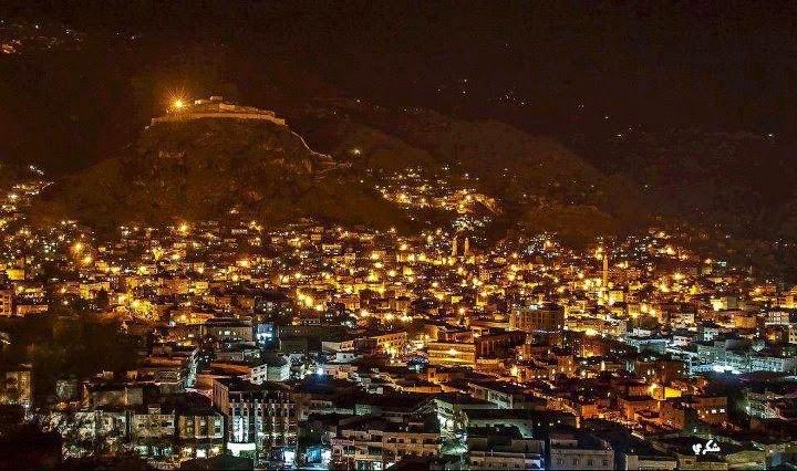 صورة محافظة تعز اليمن , جمال الطبيعه الساحر