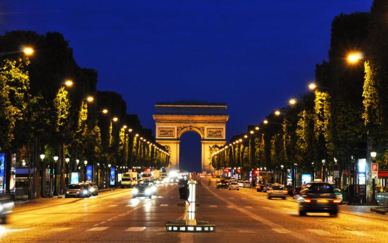 صورة اشهر الشوارع في العالم , تختلف اهميتها من حيث شهرتها