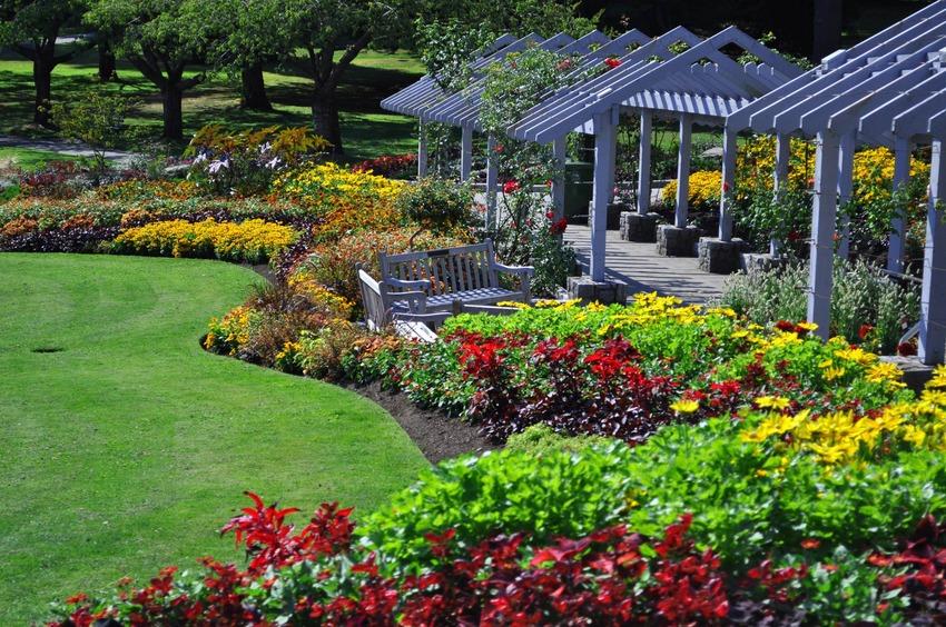 بالصور صور حدائق جميله , روعة التصميم والتنسيق 3257 5