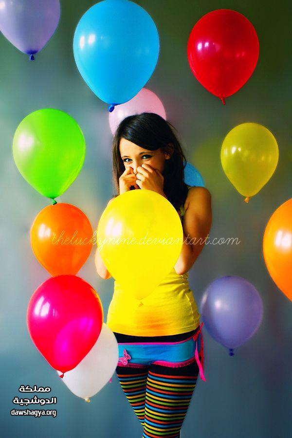 صور صور بلونات حلوه , الوان زاهية جذابة