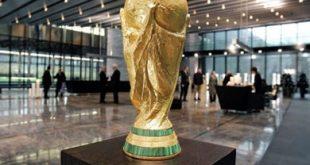 صور العالم غد , كاس العالم في مصر خلال جولتة العالمية