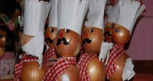 صور مهرجان البصل , السنوي عيد في سويسرا