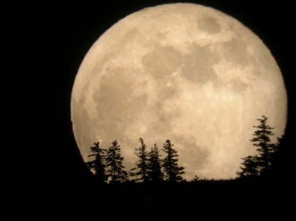 صوره اجمل صور القمر , الطبيعية الساحرة