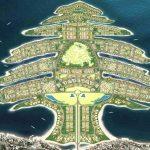 جزيرة ارزة لبنان , عائمة في بحر جونية