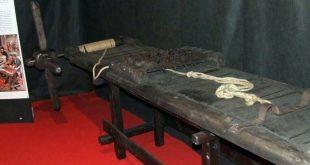 صوره متحف ادوات التعذيب , اساليب شنيعة لتعذيب البشر