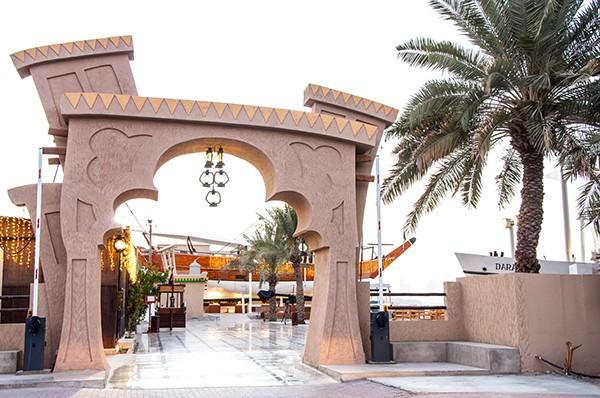 صورة زمان اول تحول , اشهر المطاعم في دبي