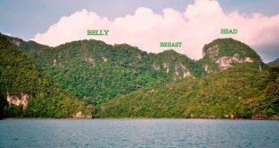 جزيرة العذراء الحامل , اجمل صور في ماليزيا