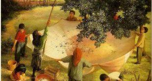 فن الرسم الايراني , صور قمة في الروعة