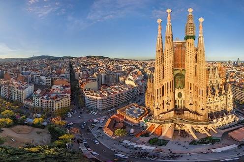صوره مناظر من برشلونة , اجمل المعالم السياحية
