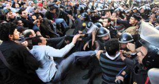 يوم الغضب المصري , 25 يناير الثورة المصرية