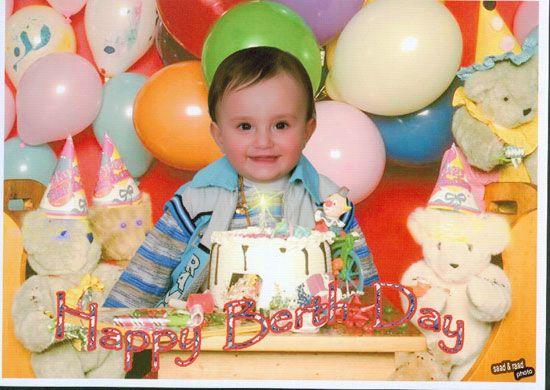 صوره صور عيد ميلاد ابني , افكار مختلفة للاحتفال