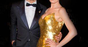 فستان من ذهب , احدث صيحات الموضة