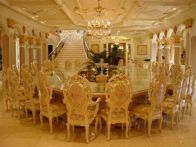 صور صور قصر الملك عبدالله , فخامة و روعة التصميم
