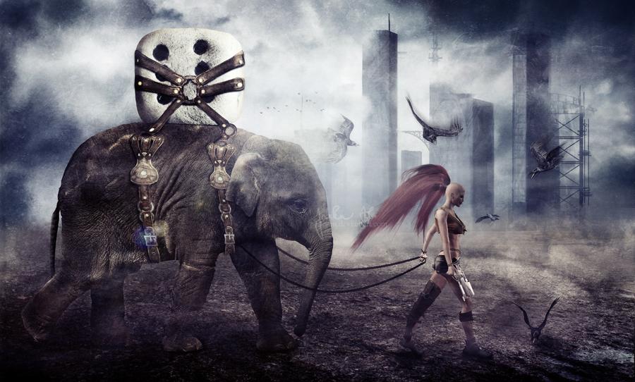 صورة صور الفن السريالي , رائعة فوق الخيال