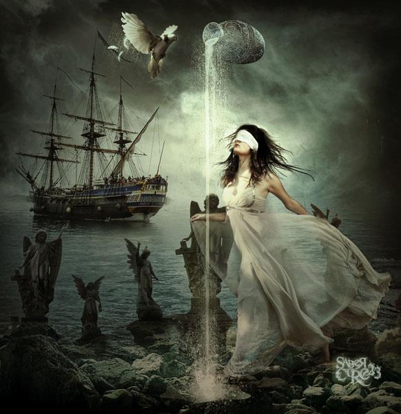 خيال اجمل الصور الخيالية المعبرة