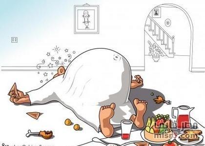 صورة كاريكاتير عن رمضان , صور غريبة ومضحكة