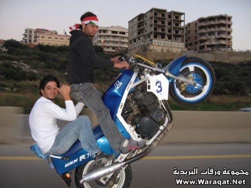 بالصور فقط في لبنان , الشعب المبدع والمفكر 3583 4
