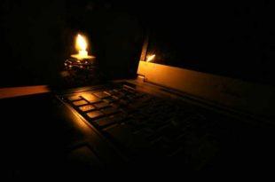صوره سر انقطاع الكهرباء , صورة حادثة 6 اكتوبر