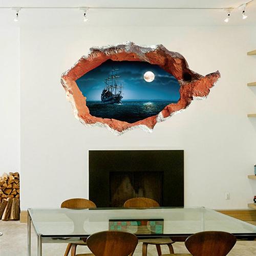 بالصور فن رسم 3d على الجدران , احد انواع الفنون الحديثة 3607 2