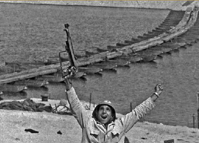 صورة صور نادرة عن حرب اكتوبر , صور انتصارات 1973