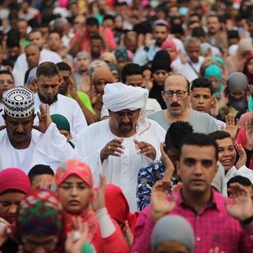 بالصور المسلمون حول العالم ,  و سماحة الاسلام في وجوه المسلمين 3646 1