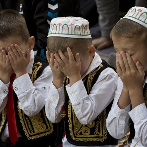 بالصور المسلمون حول العالم ,  و سماحة الاسلام في وجوه المسلمين 3646
