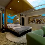 غرف نوم تحت الماء , احدث تصاميم راوعه وخيال