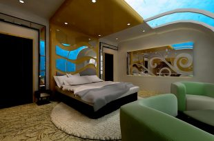 صوره غرف نوم تحت الماء , احدث تصاميم راوعه وخيال