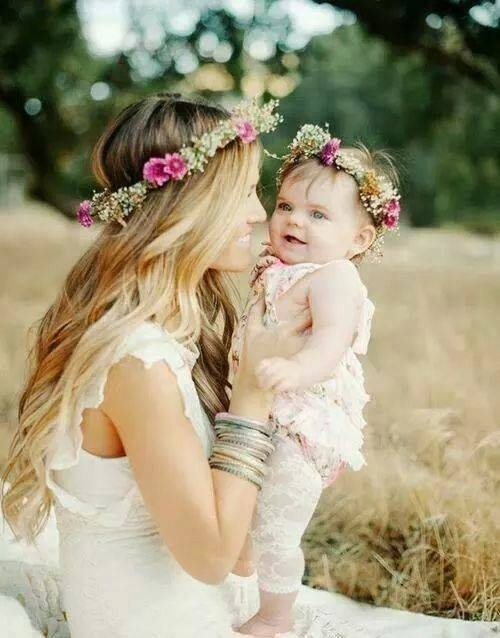 بالصور صور ام وطفلها , الامومه شئ رائع وكل فتاه تحلم به 3669 2