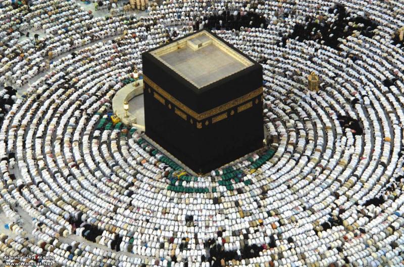 صوره بيت الله الحرام , اعظم مسجد في الاسلام