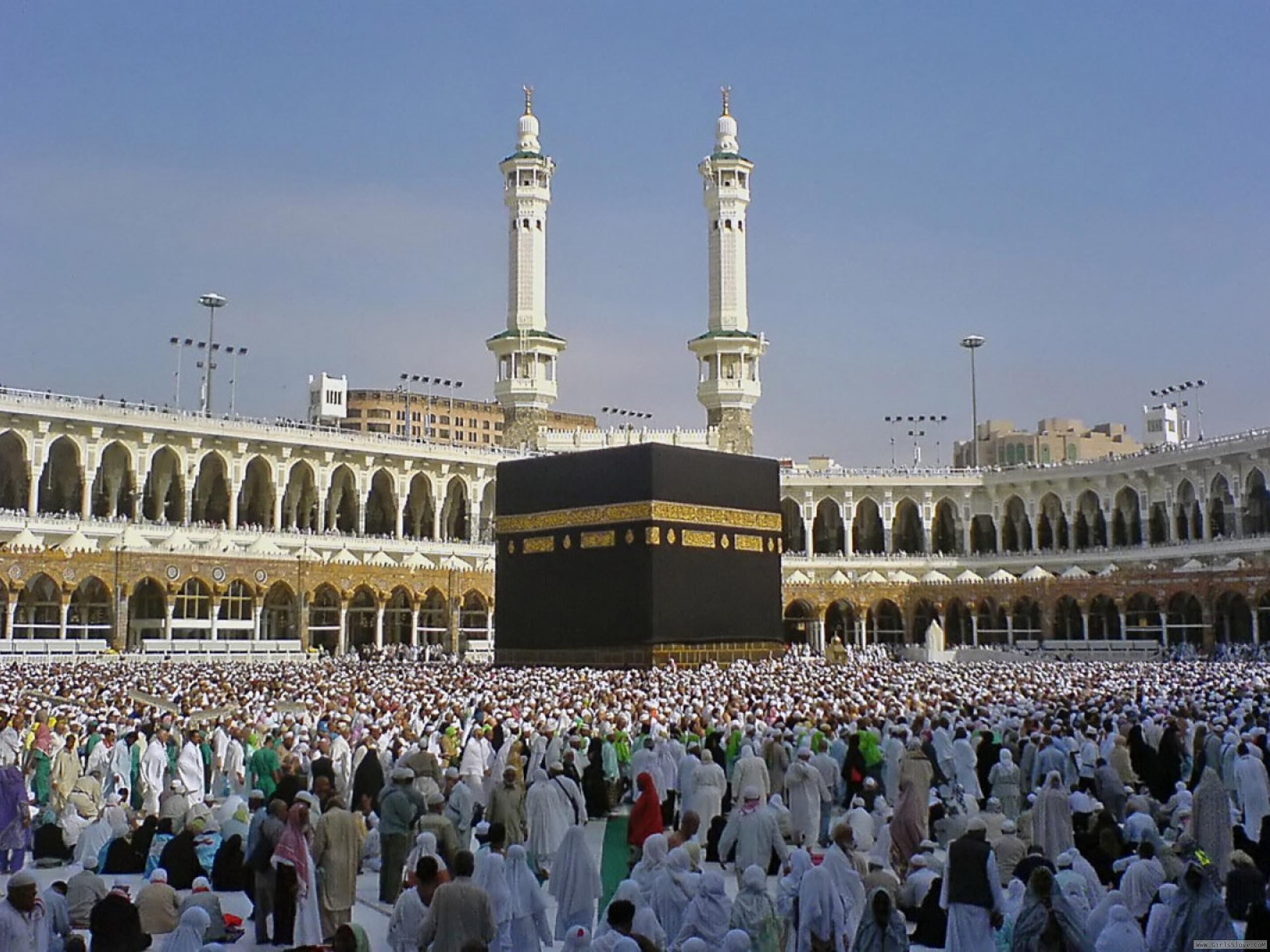 بالصور بيت الله الحرام , اعظم مسجد في الاسلام 3684 2