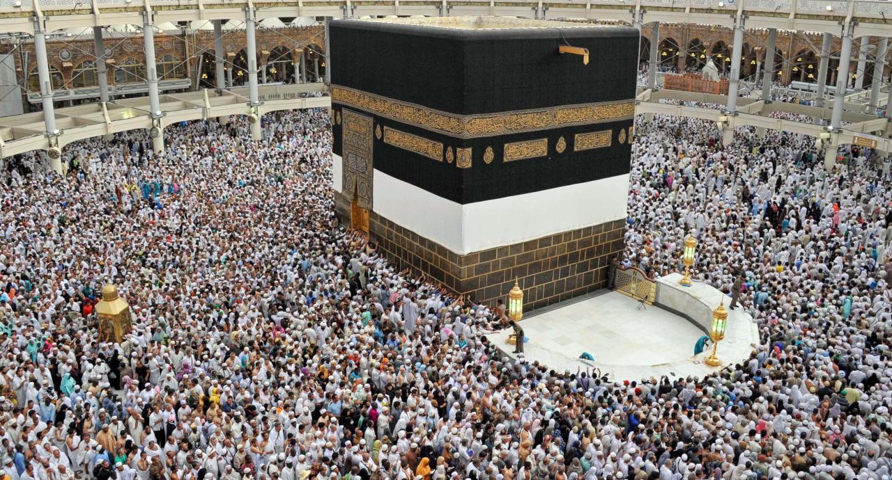 بالصور بيت الله الحرام , اعظم مسجد في الاسلام 3684 4