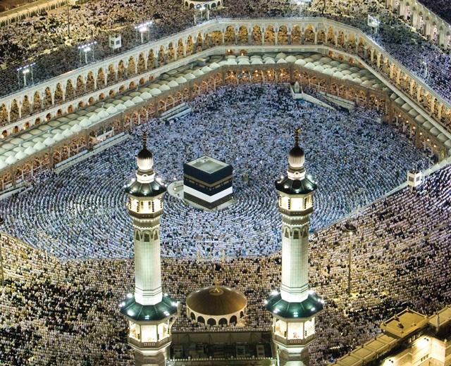 بالصور بيت الله الحرام , اعظم مسجد في الاسلام 3684 5