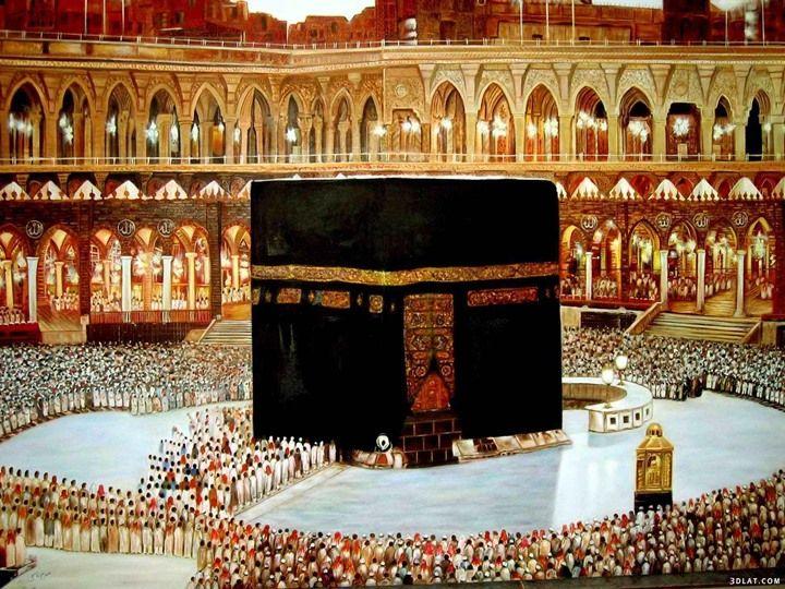 بالصور بيت الله الحرام , اعظم مسجد في الاسلام 3684 6
