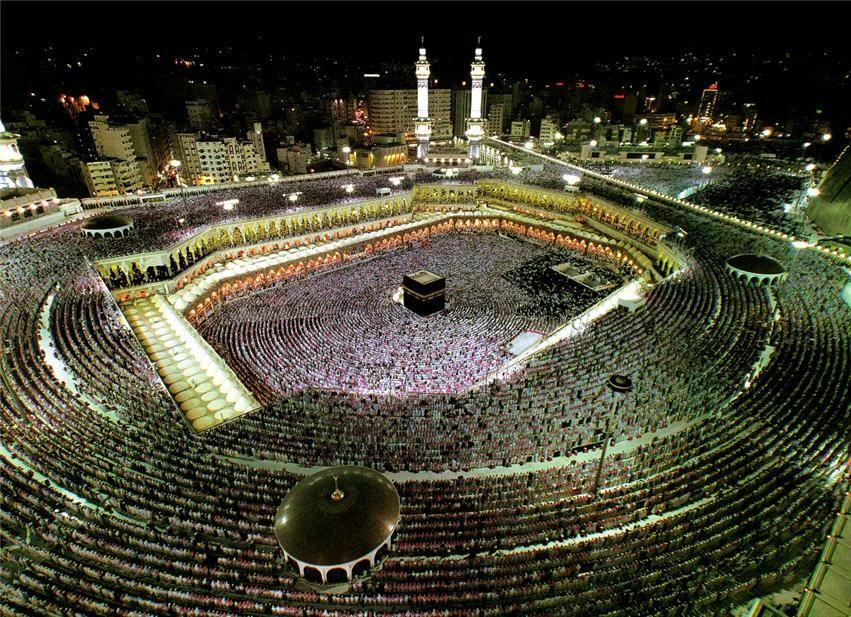 بالصور بيت الله الحرام , اعظم مسجد في الاسلام 3684 7