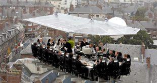 مطاعم غريبة حول العالم , باحدث التصاميم وافضل ابتكارات