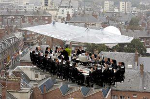 صوره مطاعم غريبة حول العالم , باحدث التصاميم وافضل ابتكارات
