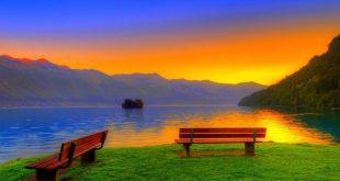 اجمل المناظر الطبيعية , بوستات تعطي راحة نفسية