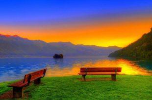 صورة اجمل المناظر الطبيعية , بوستات تعطي راحة نفسية